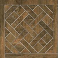 57383 Mosaico Carre Vert 20x20