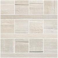 57384 Mosaico Texture Blanc 20x20
