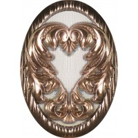 Декор Inserto Crayon Bronze