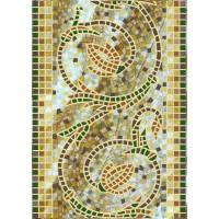 1061351 Декор Византия D1 25х35