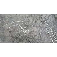 BRAS6 Decor Bright Silver 30X60