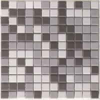 Atlantica Matt LOFOTEN Mosaico 2.5x2.5 Su Rete 30Х30 7 мм