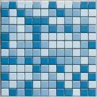 Atlantica Matt SHETLAND Mosaico 2.5x2.5 Su Rete 30Х30 5.5 мм
