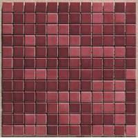 H10007 Hellas Lucidi MYKONOS Mosaico 2.5x2.5 Su Rete 30Х30 5.5 мм 30x30