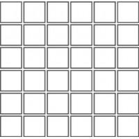 Мозаика  бирюзовая CE.SI. M873