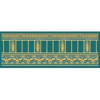 Керамическая плитка  бирюзовая Ceramique Imperiale 05-01-1-93-03-72-885-0