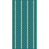Керамическая плитка  бирюзовая Ceramique Imperiale 04-01-1-10-03-72-885-0