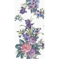 Керамическая плитка  с розами 00-00-5-10-00-41-881