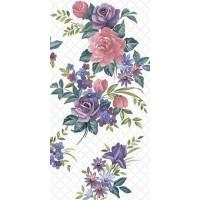 Керамическая плитка  фиолетовая Ceramique Imperiale 00-00-5-10-00-41-882