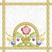 Керамическаяплиткадляфартукабелая 04-01-1-14-03-00-281-4