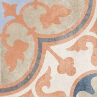 Керамогранит  голубой Creto Н81340