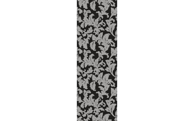 Керамическая плитка WT15ACE99  Moncada Ace Black 25x75 Delacora (Россия)