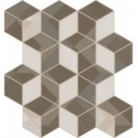 DW7STE21  Mosaic Stone 25.2x21.8