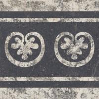 Керамическая плитка  для пола с рисунком Keros Ceramica 1056683