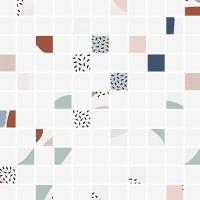 Мозаика  матовая A-TY2O451/D Meissen