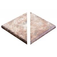 936415 Ступень угловая SCABOS ANGULO PELDANO ANKARA ABK Ceramiche 33x46