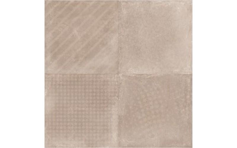 Керамогранит Geo Brown Decor 60х60 Ocean Ceramic OC0000027