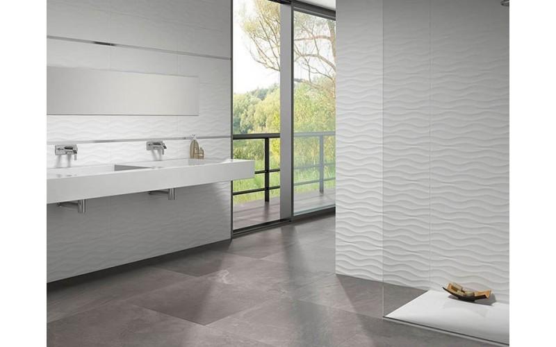 Керамическая плитка Коллекция WHITE