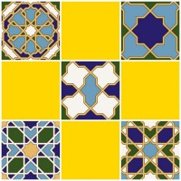 010101004792 Багдад желтый верх 03 30x30