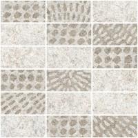 K9498878R001VTE0 Stone-X Белый Матовый R10A (5х10) 28х31.5