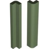 100PE0VEU  EXT beading GREEN VEU 2.7x10