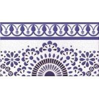 930821 Керамическая плитка EXTREMADURA MERIDA AZUL Mijares 28x50