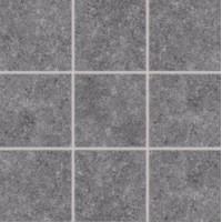 Мозаика матовая серая DAK12636 RAKO