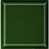 Керамическая плитка  кабанчик зелёная Diffusion Ceramique MEB1515C02