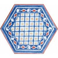 921571 Декор HEXATILE BASILICA 1 Equipe Ceramicas 17.5x20