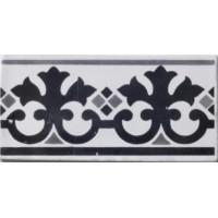 Керамическая плитка  метлахская Diffusion Ceramique TRC7515F01