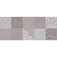 522161  Osaka Pattern Серый 20x50