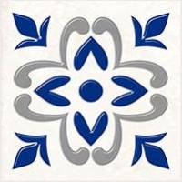 04-01-1-02-03-65-1001-1 Сиди-Бу-Саид синий декор 9.9x9.9
