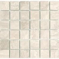 739357 Mosaico Ardoise Ivore Grip 30x30