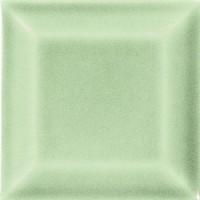 Керамическая плитка  кабанчик зелёная ADEX ADMO2027