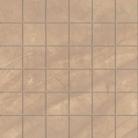 BE033MA Bronze Pulpis Mosaico A Nat 30x30
