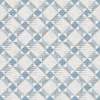 22726 AREA15 LATTICE BLUE 15X15