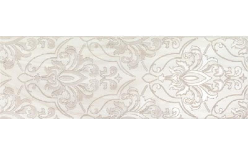Керамическая плитка INSERTI DAMASCO WHITE  25x75 ArtyCer TES105956