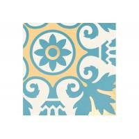 tubad481 Декор Patch White 223x223 TUBADZIN 223x223 мм