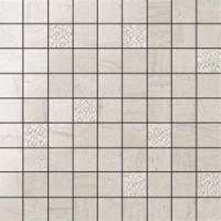 600110000054  Suprema Silver Mosaic 30x30