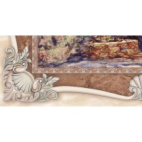 Charme Bellagio-5 Decor Honey 25x50