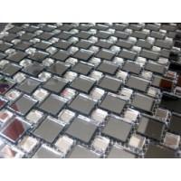 DS20 зеркальная на сетке (2x2+1x1) 30.9x30.9