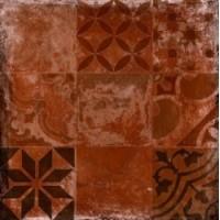 Alhamar Clay Rojo 33x33