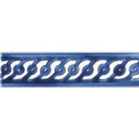 DOO0520F28 Frise Petite Torsade Bleu 5x20