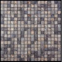 M024-15P (M022B-15P) Мрамор 15x15 305х305