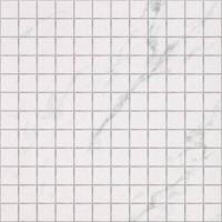 mar099 Naturale STATUARIO GRIGIO MOSAICO 2.3x2.3 29.5Х29.5 (10 мм) 29.5x29.5