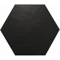 924924 Керамогранит HEXATILE NEGRO MATE Equipe Ceramicas 17.5x20
