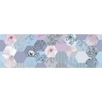 Керамическая плитка  голубая Mei O-MOD-WIU451-16