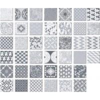 Керамогранит  25x25  Diffusion Ceramique GRC2525MIX02