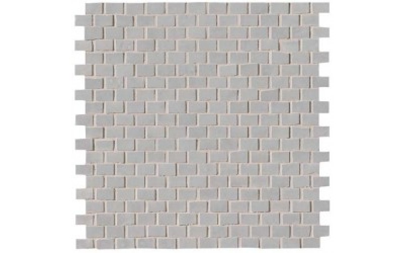 Мозаика Brooklyn Brick Fog Mosaico  30x30 FAP Ceramiche TES76540