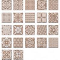 Керамогранит  25x25  Diffusion Ceramique GRC2525MIX01